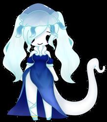 Lady Luna - Luminai[Original Species] by Domenica-chan999