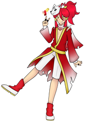 [OC] Uta-kun by Domenica-chan999