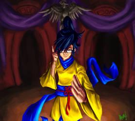 Half Demon Half Angel by AtomixZaldox