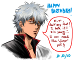 Gintoki Birthday!