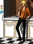 Sanji's kitchen