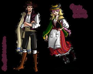 Canary Island - One Piece