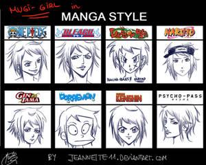 Mugi-girl in manga styles! by jeannette11