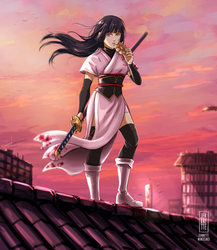 Nobume by Jeannette11