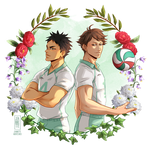 IwaOi flower crown