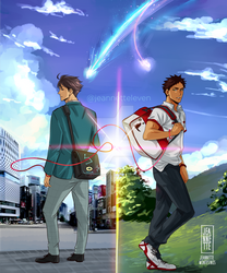 Your Name IWAOI