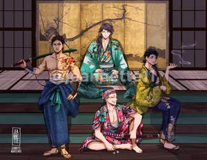 Seijoh samurais