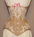 Venice Lace Bridal Corset