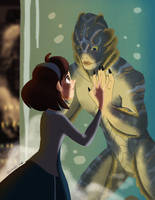 The Shape of Water by linxchan91
