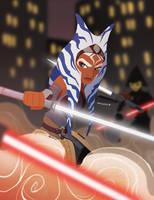 Star Wars Rebels by linxchan91