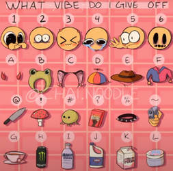 WHAT VIBE DO I GIVE OFF-