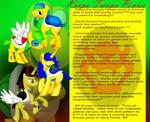 Koopa Troopa Ponies Species