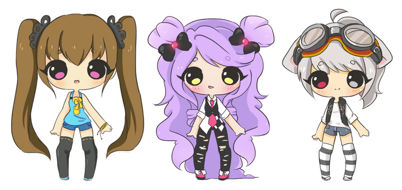 More cheebs! by megiemu
