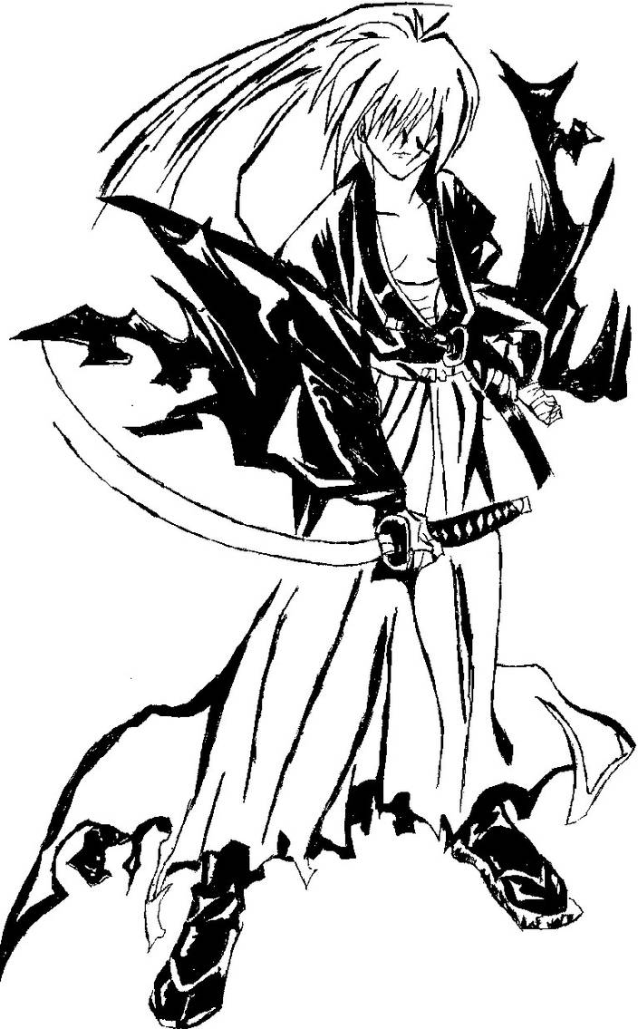 Kenshin Inked