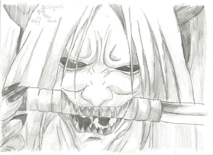 Shinigami by royalsmiley