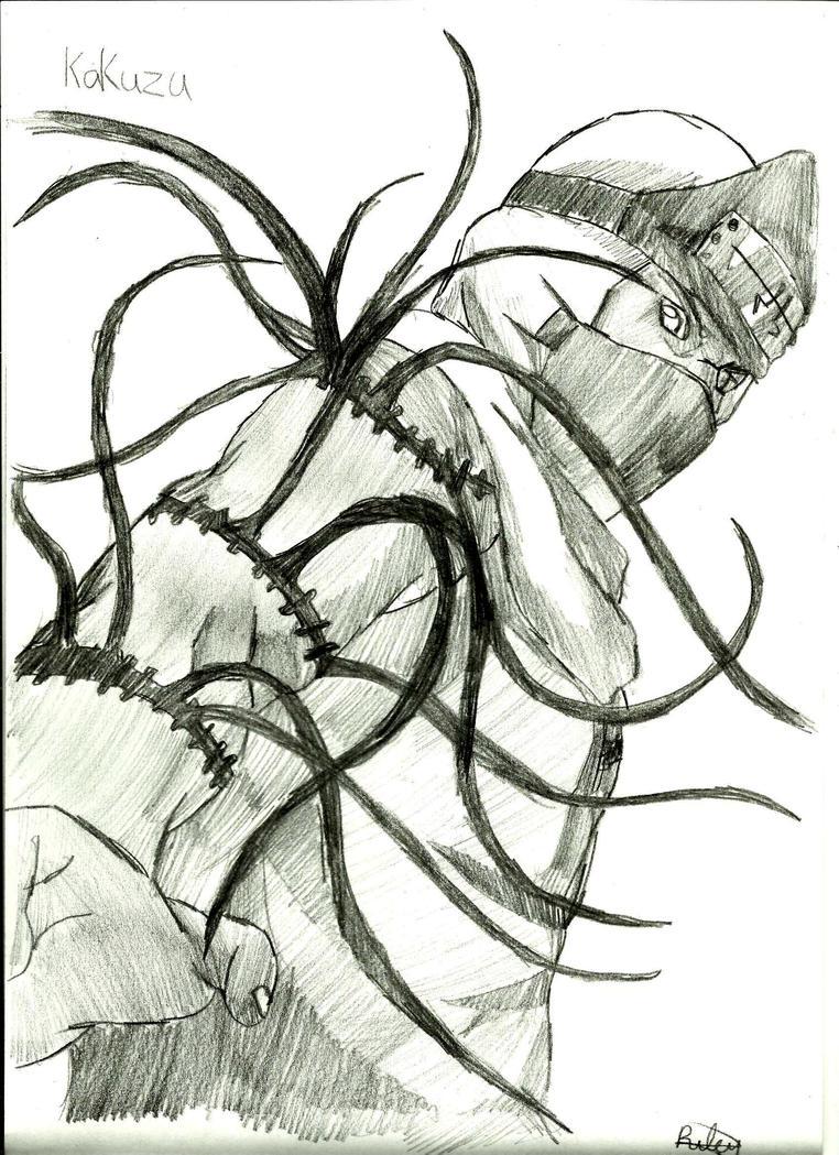 Kakuzu by royalsmiley