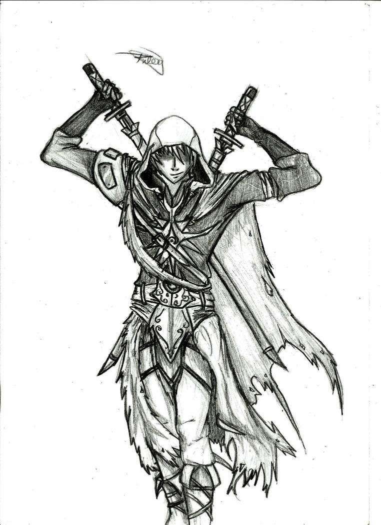 assassin^^ by royalsmiley on DeviantArt