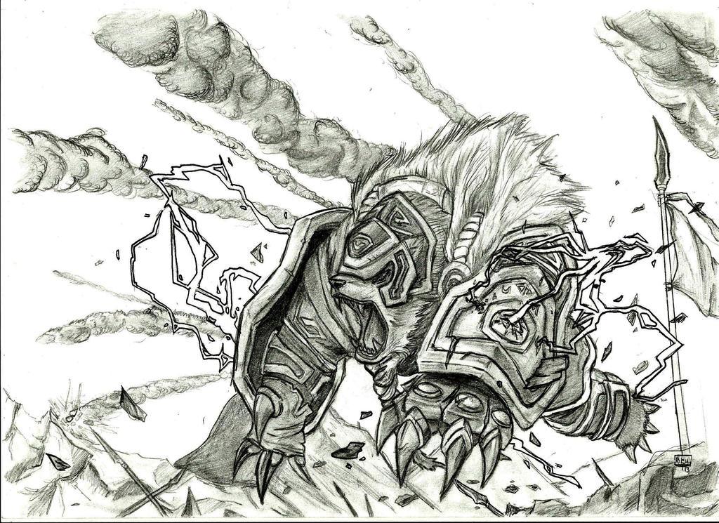 Rune volibear