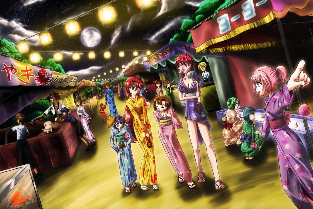 Natsu Matsuri Summer Festival