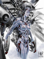 Sainthetic by atomcyber