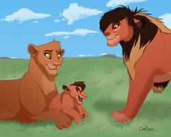 Family by OnyxShiShi