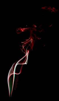 smokin red