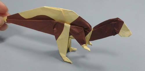 Day 30 Acrocanthosaurus