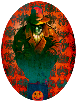 RORSCHACH fan art