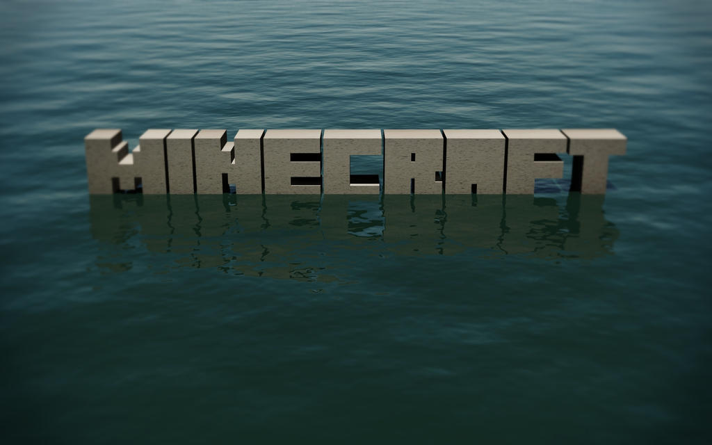 Minecraft hd wallpaper by trentosaurous on deviantart minecraft hd wallpaper by trentosaurous voltagebd Image collections