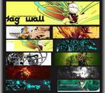 Tag Wall 2