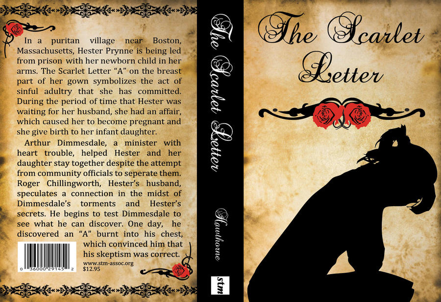 Romance Book Cover Letter : Scarlet letter book cover by jodijeakins on deviantart