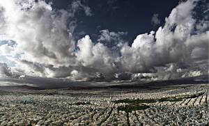 Above Athens II