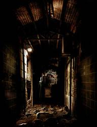 Dark Alley by ChrisKora