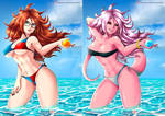 Android 21 Summer