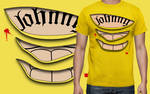Johnny Cage T-shirt by Jai302