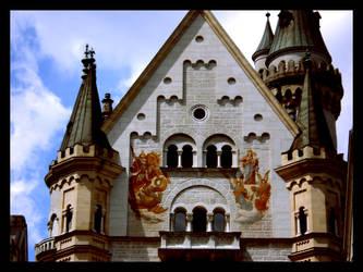 Tower of Neuschwanstein