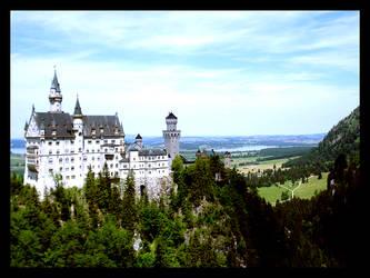 Castle Neuschwanstein - 4