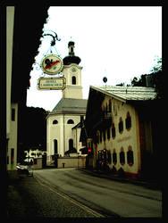 Church in Oberaudorf