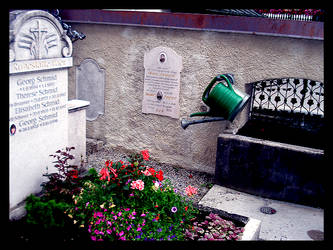 Watering the Graves