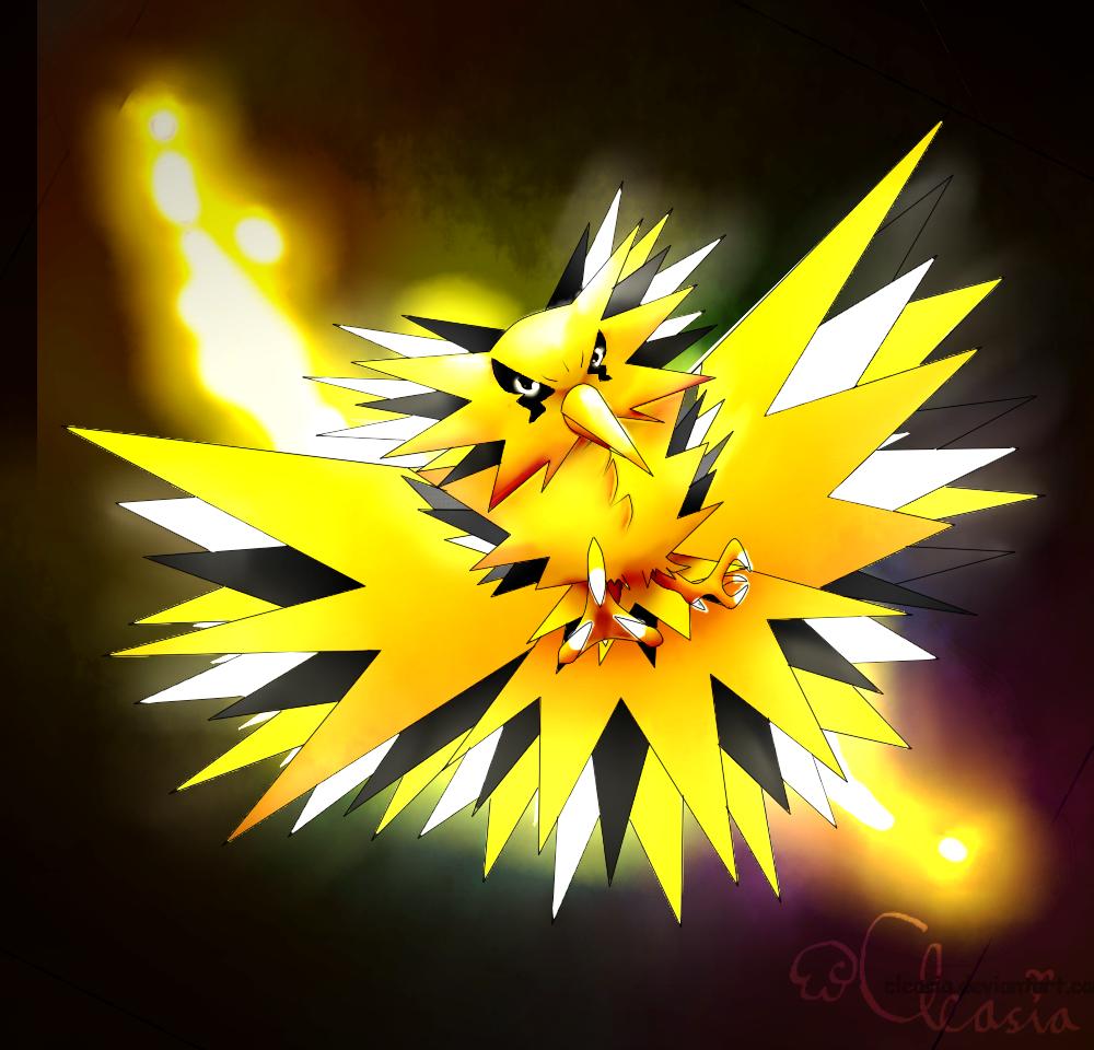 Pokemon Mega Zapdos Ex Card Images | Pokemon Images