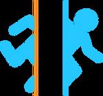 Adesivo Portal logo