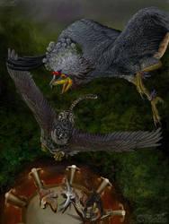 Eve of Tu-Gaeldun by Ciameth