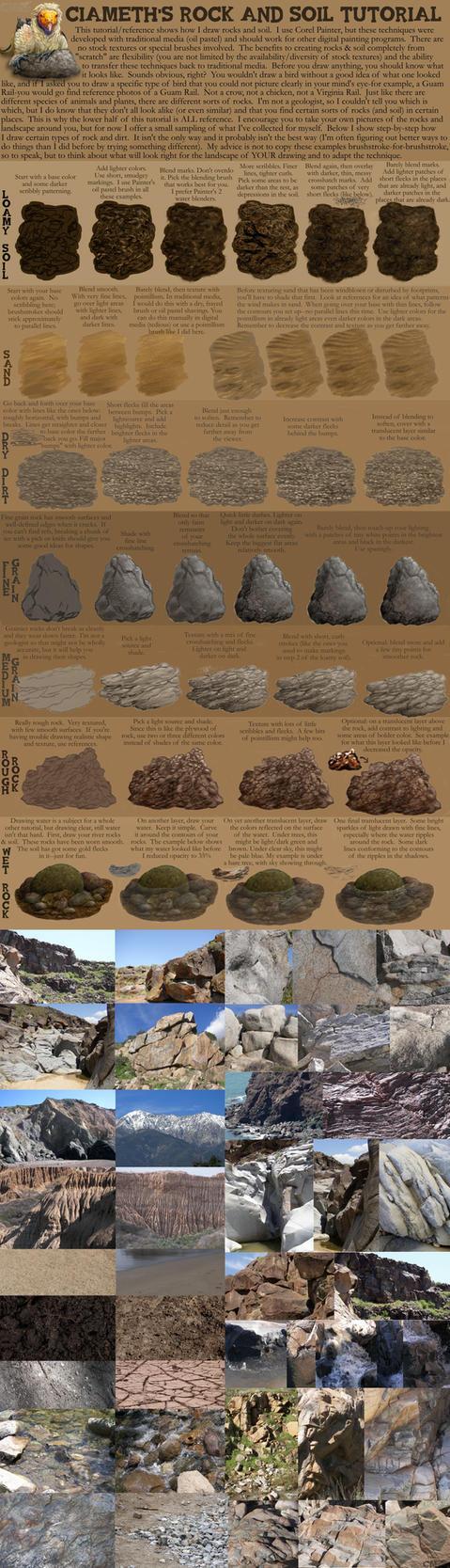 Ciameth's Rock Tutorial by Ciameth