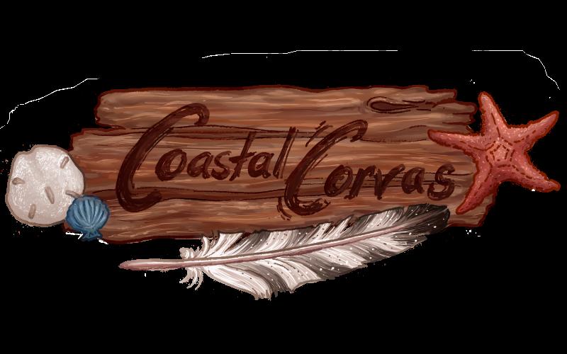 CoastalCorvasLogo by Ciameth
