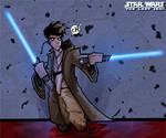 Jedi Knight - The Last Jedi