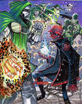 Doctor Doom and Red Skull AP