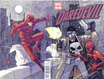 Daredevil Sketch Cover