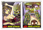 Mars Attacks! Artist Proofs