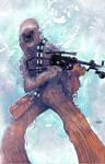 Chewbacca HeroesCon