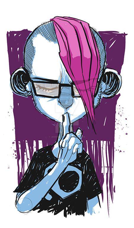 Hush by JeremyTreece